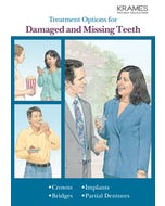 Treatment Options for Damaged and Missing Teeth: Crowns, Bridges, Implants and Partial Dentures