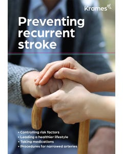 Preventing Recurrent Stroke