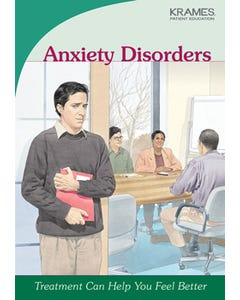 Anxiety Disorders: Treatment Can Help You Feel Better