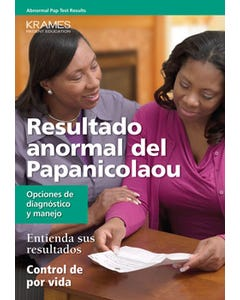 Abnormal Pap Test Results (Spanish)