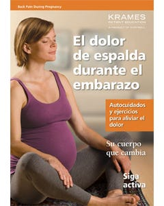 Back Pain During Pregnancy (Spanish)
