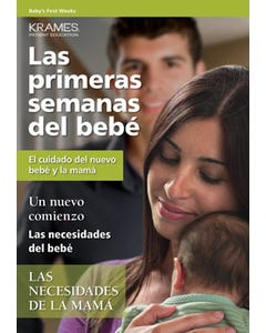 Baby's First Weeks (Spanish)
