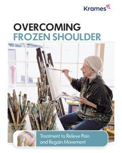 Overcoming Frozen Shoulder