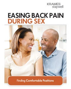 Easing Back Pain During Sex