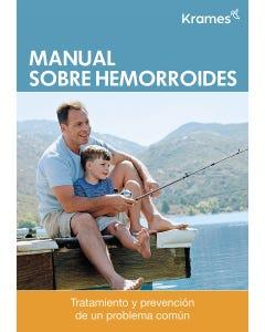 The Hemorrhoid Book (Spanish)