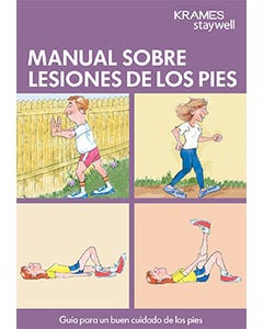 Foot Owner's Manual (Spanish)