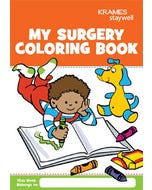 My Surgery Coloring Book