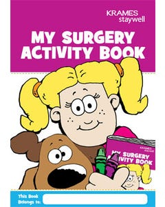 My Surgery Activity Book