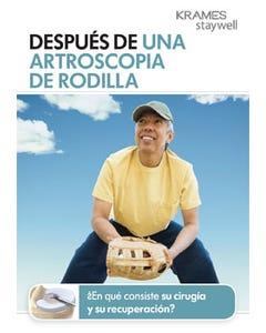 After Knee Arthroscopy (Spanish)