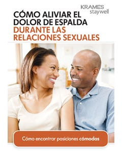 Easing Back Pain During Sex (Spanish)