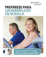 Getting Ready for Knee Replacement (Spanish)
