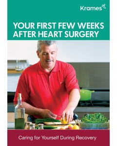 Your First Few Weeks After Heart Surgery