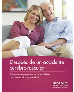 After a Stroke Workbook (Spanish)