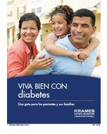 Living Well with Diabetes Workbook (Spanish)