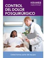 Post-Op Pain Management (Spanish)