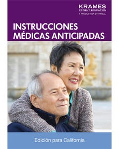 Advance Medical Directives, California Edition Low Lit (Spanish)