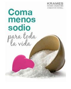 Eating Less Sodium for Life (Spanish)