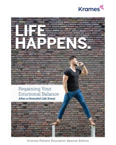 Life Happens: Regaining your Emotional Balance After a Stressful Life Event