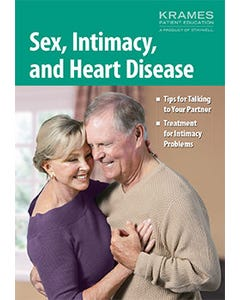 Sex, Intimacy and Heart Disease