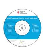 Relaxation Exercises CD (English and Spanish), ALA