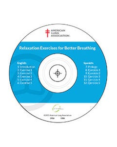Relaxation Exercises CD (English and Spanish), ALA