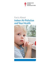 Facts About Indoor Air Pollution and Your Health, ALA