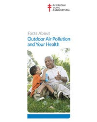 Facts About Outdoor Air Pollution and Your Health, ALA