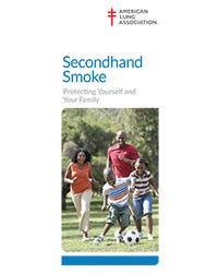 Secondhand Smoke: Protecting Yourself and Your Family, ALA