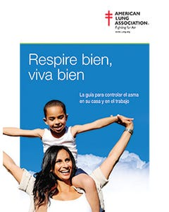 Breathe Well, Live Well: The Guide to Managing Your Asthma at Home and Work (Spanish), ALA