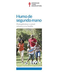 Secondhand Smoke, Protecting Yourself and Your Family (Spanish), ALA