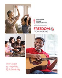 Freedom From Smoking: The Guide to Help You Quit Smoking, ALA