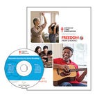Freedom From Smoking Guide and Relaxation Exercises for Better Breathing CD, ALA