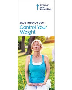Stop Tobacco Use, Control Your Weight