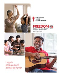 Freedom From Smoking: The Guide to Help You Quit Smoking (Spanish), ALA