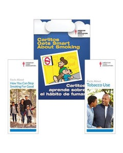 American Lung Association Smoking Cessation Print Pack