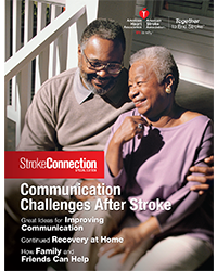 Communication Challenges After Stroke, AHA
