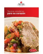 Heart-Healthy Recipes Bilingual Edition from the American Heart Association, AHA