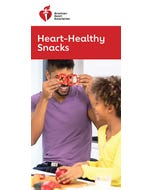 Heart-Healthy Snacks, AHA