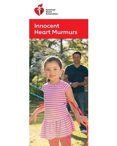 Innocent Heart Murmurs, AHA