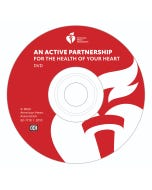 An Active Partnership for the Health of Your Heart DVD, Participant Version, AHA