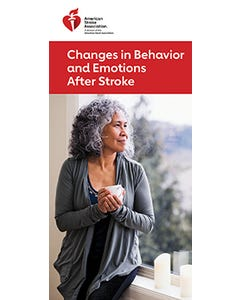 Changes in Behavior and Emotions After Stroke