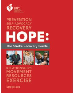 Hope: The Stroke Recovery Guide