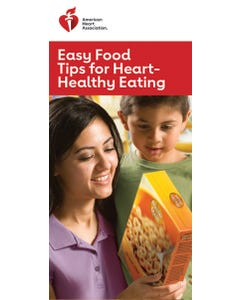 Easy Food Tips for Heart-Healthy Eating