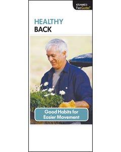 Healthy Back, FastGuide