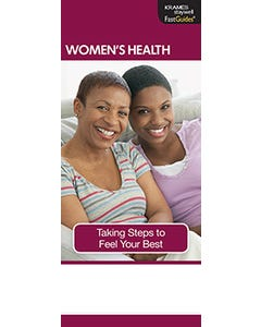Women's Health, FastGuide
