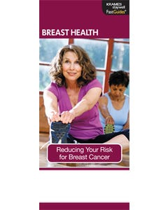 Breast Health, FastGuide