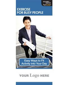 Exercise for Busy People, FastGuide