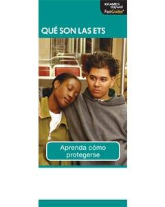 Understanding STDs, FastGuide (Spanish)