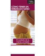 Having a Healthy Pregnancy, FastGuide (Spanish)