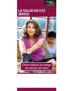 Breast Health, FastGuide (Spanish)